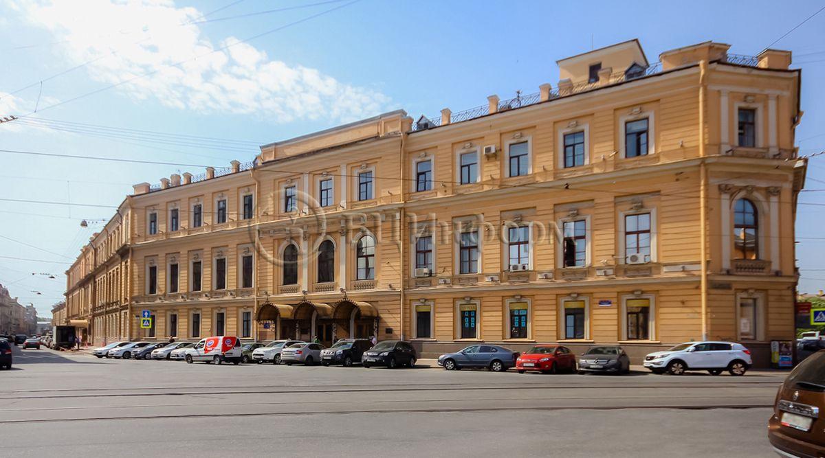 Аренда офиса в санкт-петербурге караванная снять помещение под офис Волков переулок