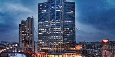 БЦ Nordstar Tower - Фасад