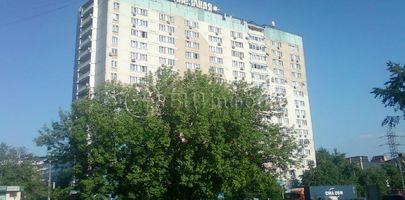 БЦ На Аргуновской - Фасад