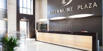 БЦ Streamline Plaza - Ресепшен