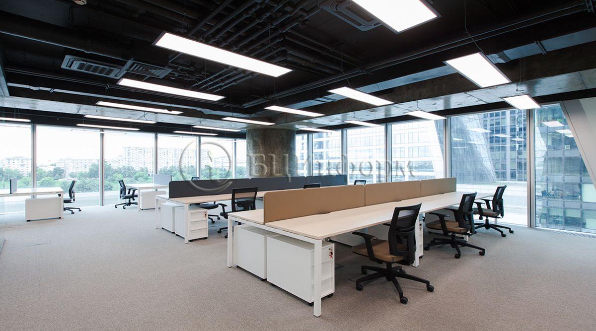 Бизнес-центр Башня Империя - Большой офис