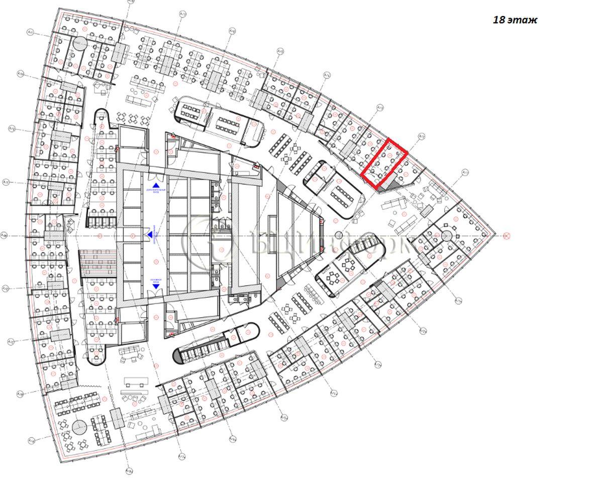 Объявление № 593494: Аренда офиса 36 м² - 1508145066.6216