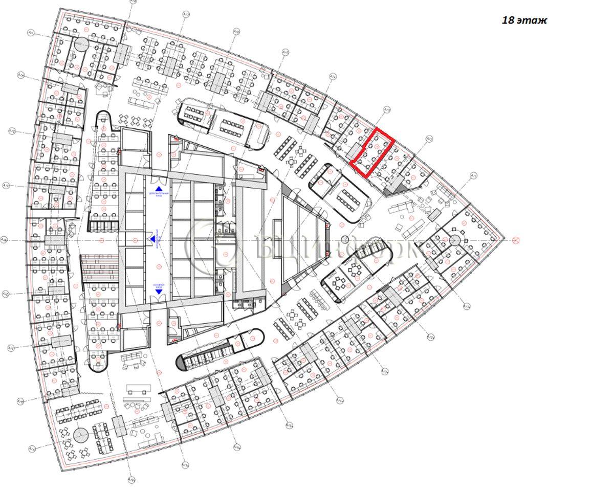 Объявление № 593492: Аренда офиса 36 м² - 1508147891.0725