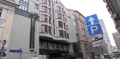 БЦ Большой Афанасьевский 41 - Фасад