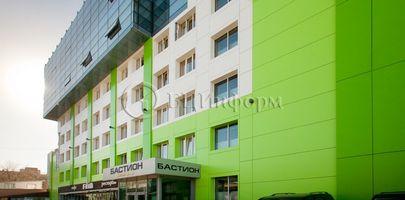 БЦ Бастион - Фасад