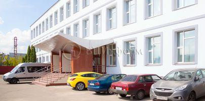 БЦ Растком - Фасад