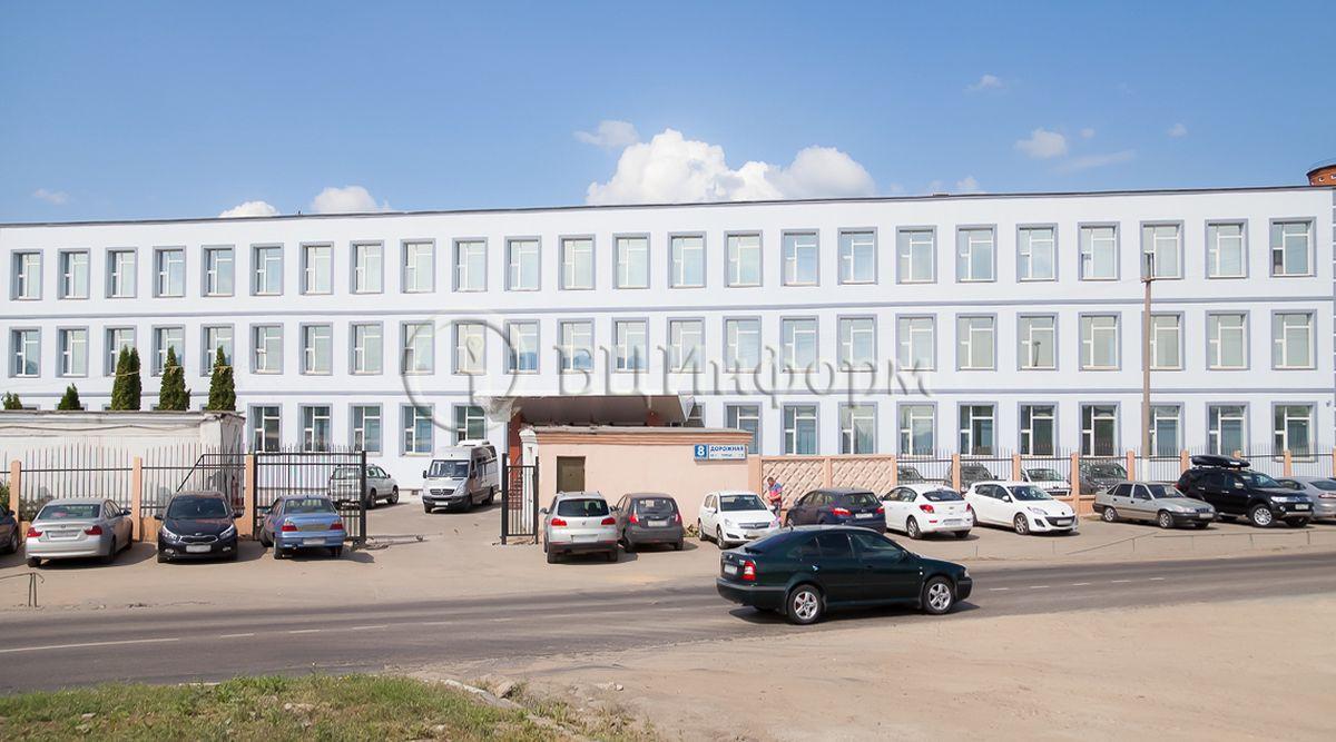 Объявление № 643421: Аренда офиса 33.6 м² - Фасад