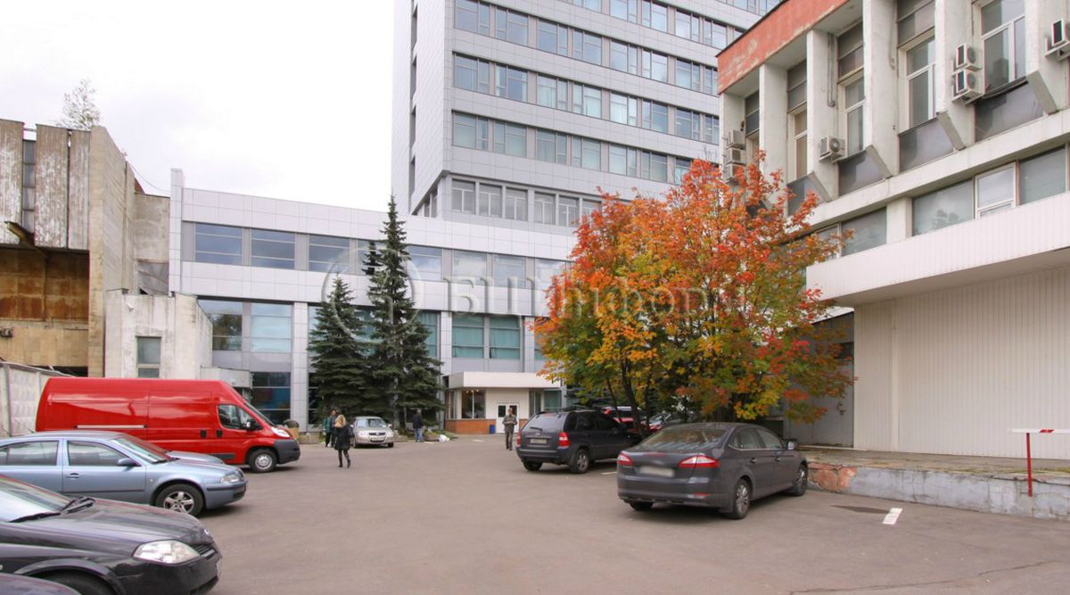 Бизнес-центр Меридио - Фасад