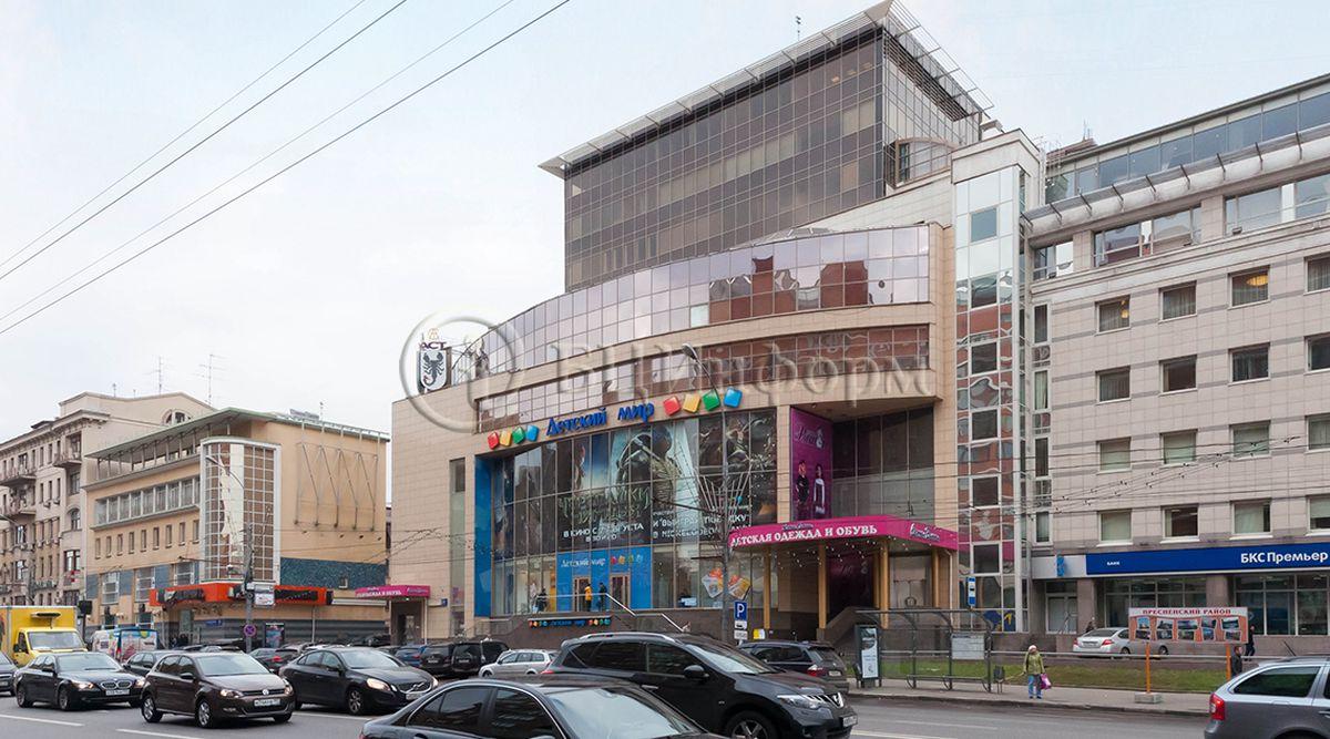 Аренда офиса в москве район красная пресн Аренда офиса 40 кв Резервный проезд