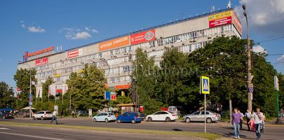 БЦ Вернадский - Фасад