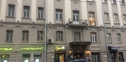 Сухаревский - Фасад