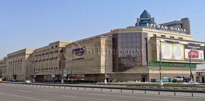 БЦ Ереван Плаза - Фасад