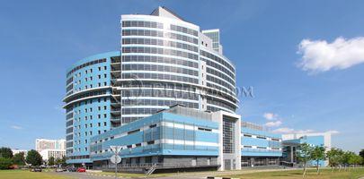 БЦ Варшавка Sky - Фасад