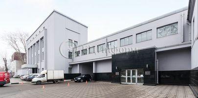 БЦ Дорогобужский - Фасад