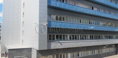 Башиловский Двор - фасад