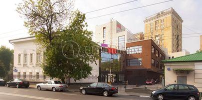 БЦ Гончарная 21 - Фасад