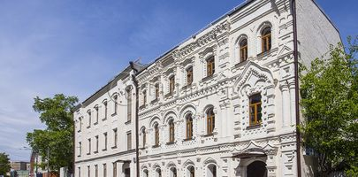 Третьяков - Фасад
