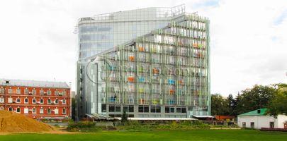 БЦ Ботанический 5 - Фасад