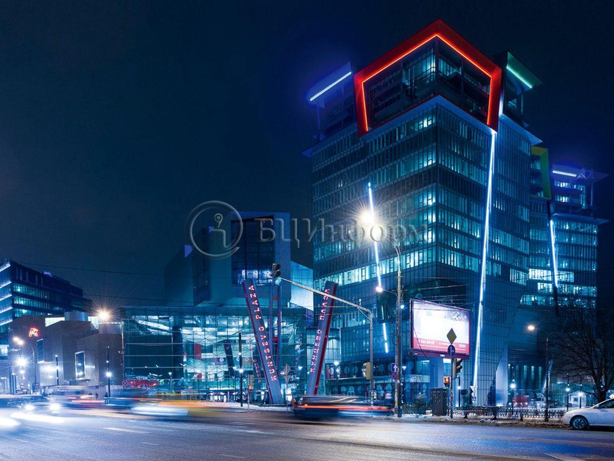 Бизнес-центр Кунцево Плаза - Фасад