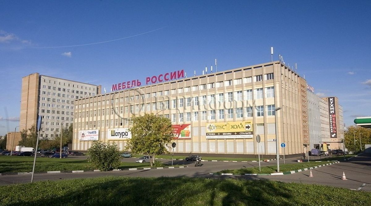 Бизнес-центр Варшавское 129 - Фасад