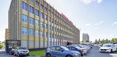 Варшавское 129 - Фасад