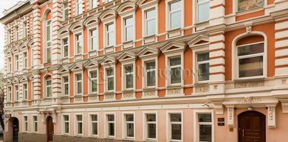 БЦ Большой Сухаревский 19 с1 - Фасад