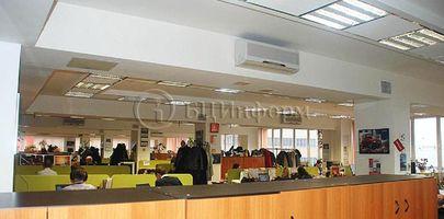 БЦ Волгоградский 42 - Средний офис