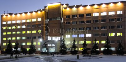 БЦ Волгоградский 46Б - Фасад
