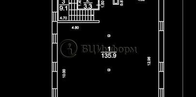 Талалихина 37 - Для площади209782