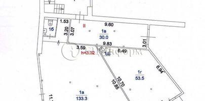 Торговое помещение 683,8 м.Перово  - 1479117692.86