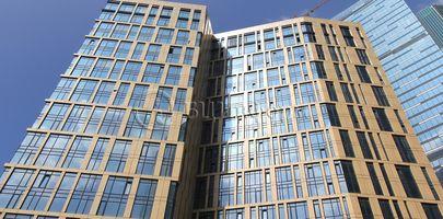 Башня IQ-Квартал - Фасад