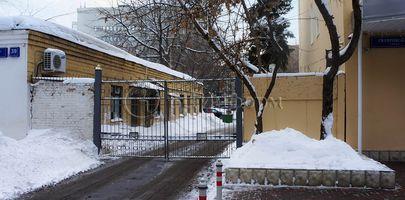 БЦ Мещанский парк - Фасад