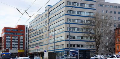Бакунинский 71-73 - Фасад