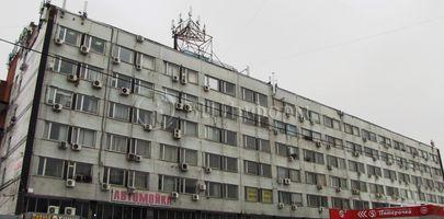 БЦ Большая Почтовая 7с1 - Фасад