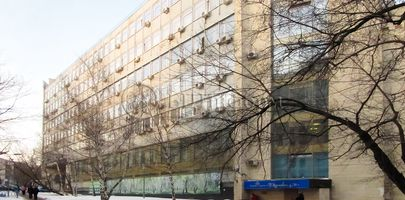 БЦ Б.Почтовая, д.26 - Фасад