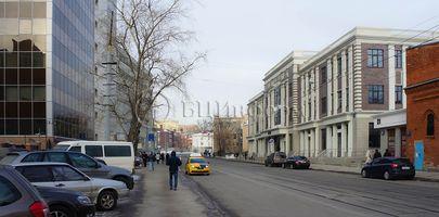 БЦ РМК на Бауманской - Фасад