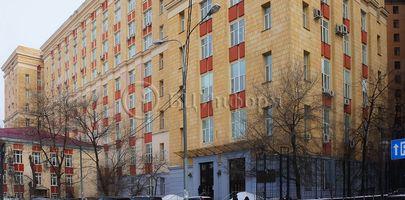 БЦ Туполева 15к29 - Фасад