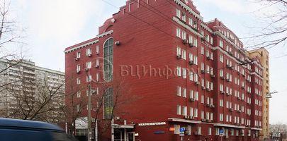 Большая Андроньевская 23 - Фасад