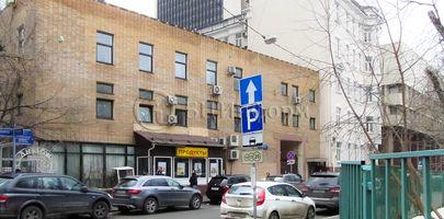 БЦ Гиляровского 39 ст3 - Фасад