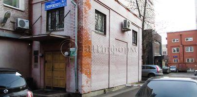 БЦ Гиляровского 47 - Фасад