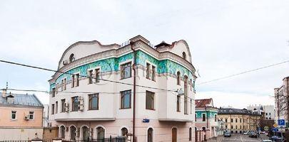 БЦ Гончарная 15с1 - Фасад