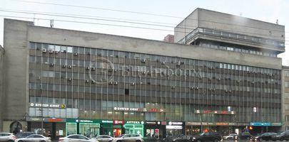 БЦ На Зубовском - Фасад