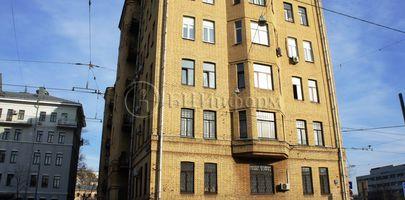 БЦ Бауманская 43 - Фасад