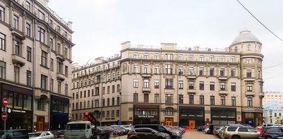 Кузнецкий мост 21 - Фасад