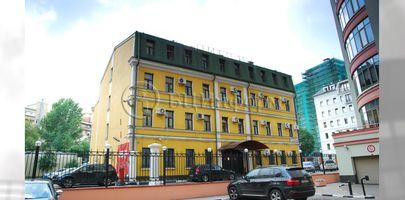 БЦ Долгоруковская 11 - Фасад