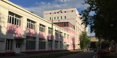 БЦ Аэроэлектромаш - Фасад