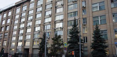 БЦ Кожевническая 7с1 - Фасад