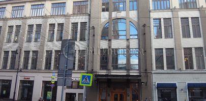 Центрагроснаб - Фасад