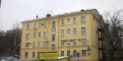 БЦ Газетный переулок 9с7 - Фасад