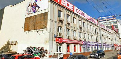 Сущевский Вал 43 - Фасад